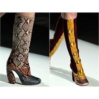 Trendy Ayakkabı Çizmeler Sonbahar-kış 2011/2012