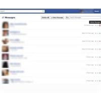 Facebook Mesajlarınızı Tek Tıkla Silin, Kurtulun !