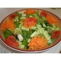 Fazlıkızından Yeşil Salata