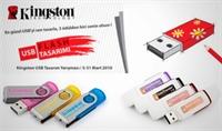 Kingston Technology Usb Tasarım Yarışması