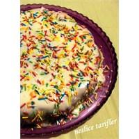 Yeni Yıla Yakışan Bir Pasta