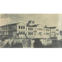 İzmir'de Helenistik Bir Rüya: İyon Üniversitesi