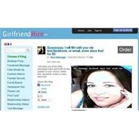 Artık Herkesin Facebook'ta Kız Arkadaşı Olacak