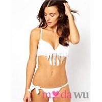 Beyaz Bikini Modelleri Bu Yaz Çok Aranıyor