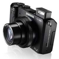 Samsung'dan Yeni Fotoğraf Makinesi Ex2f