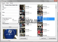 Flickr Downloadr - Flickr Fotoğraf İndirme Program
