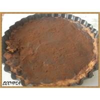 Dulce De Leche'li Çikolatalı Tart