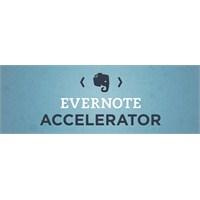 Geliştiriciler İçin Evernote Accelerator