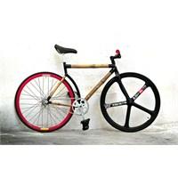 Bambu Bisiklet %100 Çevreci