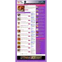 Yepyeni Blogger Yemek Teması