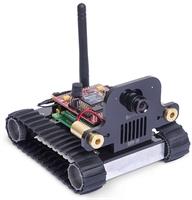 Srv-1 Blackfin Mobile Surveillance Robot