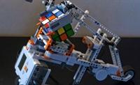 Ev Yapımı Lego Robotlar