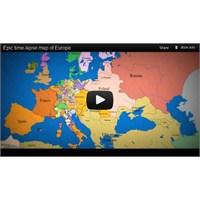 Üç Dakikada 1000 Yıllık Avrupa Tarihi [Video]