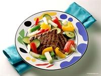 Antalya Mutfağı, Taratorlu Piyaz, Kulak (mantı) Ço