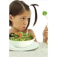 Kızım Yemek Seçiyoorrr