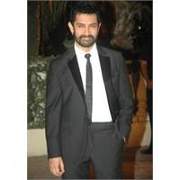 Ünlü Sinema Oyuncusu Aamir Khan