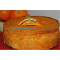 Portakal Sulu Kek