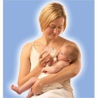 Bebeği Biberonla Beslemenin Faydaları