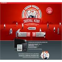 Akbank'ın Sosyal Kobi Oyunu Facebook'ta!