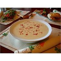Maydonozlu Soğan Çorbası Tarifim