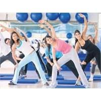 Grup Egzersizi Daha Hızlı Kilo Verdiriyor