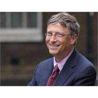 Bill Gates'ten 11 Tane Altın Tavsiye