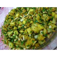 Patates Salatası Malzemeleri,tarifi Ve Yapılışı