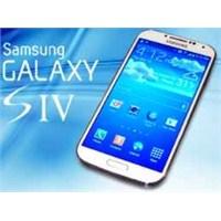 Samsung Galaxy S4 Tanıtıldı.