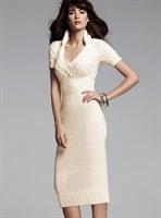 Triko Elbise Modeline Bayılacaksınız