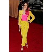 Moda Oscarları 2012: Geleneksel Kostüm Enstitüsü G