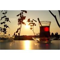 Altınoluk Sahillerinde Mis Gibi Çay Keyfi …