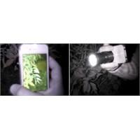 Cep Telefonu Ve Tablete Gece Görüşü Dürbünü