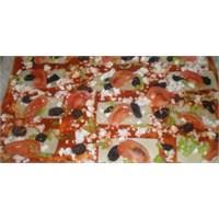 Fazlıkızından Ev Pizzası