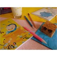 Ders Zamanı; Tarçınlı Ve Çikolatalı Kek
