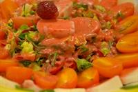 Peynirli Yaz Salatası