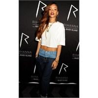 Rihanna'nın Yeni Saç Rengi.