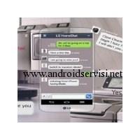 Lg Home Chat Uygulaması