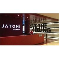Jatomi Fitness'a Üye Olmamak