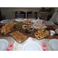 Nafiye Ablamın Davet Masası