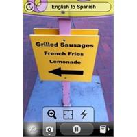 Word Lens İle İphone'da Anında Çeviri