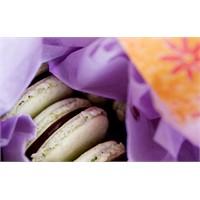 İftar Sofrası: Fıstıklı Macaronlar