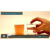Viski İle Su Numarası [Video]