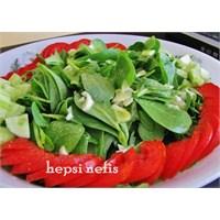 Semizotu Salatası Tarifim