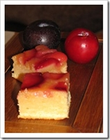 İtalyan Erikli Kek (plum Kuchen)