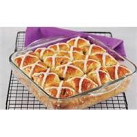 Portakallı Sıcak Çörekler