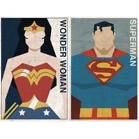 Minimal Süper Kahramanlar