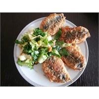 Akdeniz Hamsi& Mısırlı Salata