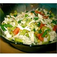 Tavuk Göğsü Salatası