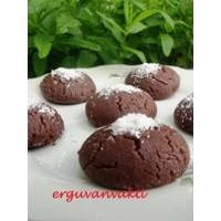 Islak Kurabiye (Brownie Kurabiye)