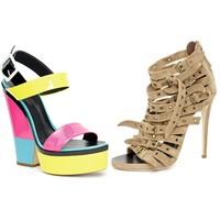 Vicini 2012 Yaz Ayakkabı Koleksiyonu